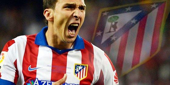 Mario Mandzukic dejará el Atlético de Madrid