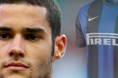 Reconoce contactos con el Inter de Milán