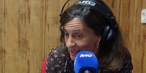 """Marta Gómez Montero: """"A Rajoy no le gusta Aguirre, pero la necesita porque es la que más tira"""""""