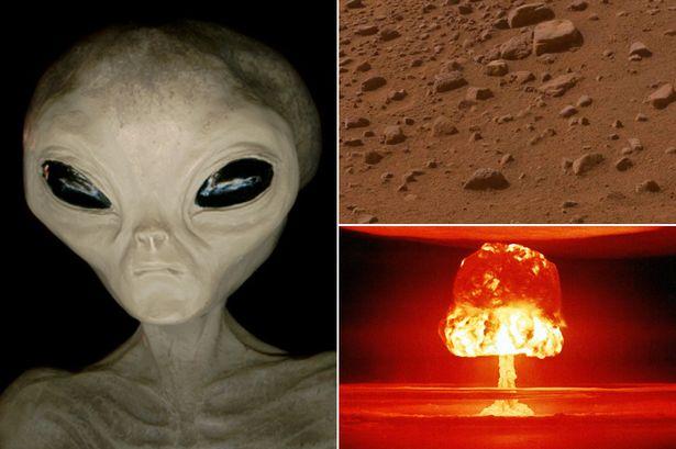 Las pruebas de que en Marte existieron seres vivos sí son ahora algo del otro mundo