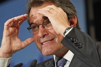 """Artur Mas: """"Si Cataluña no consigue la secesión de España, quedará arrasada"""""""