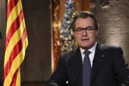"""El presidente de la Generalitat, Artur Mas cree que """"ilegalizar el 27S sería """"muy gordo"""""""""""