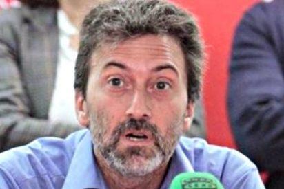 """Mauricio Valiente: """"No voy a dejar de estar en IU porque lo diga Podemos"""""""