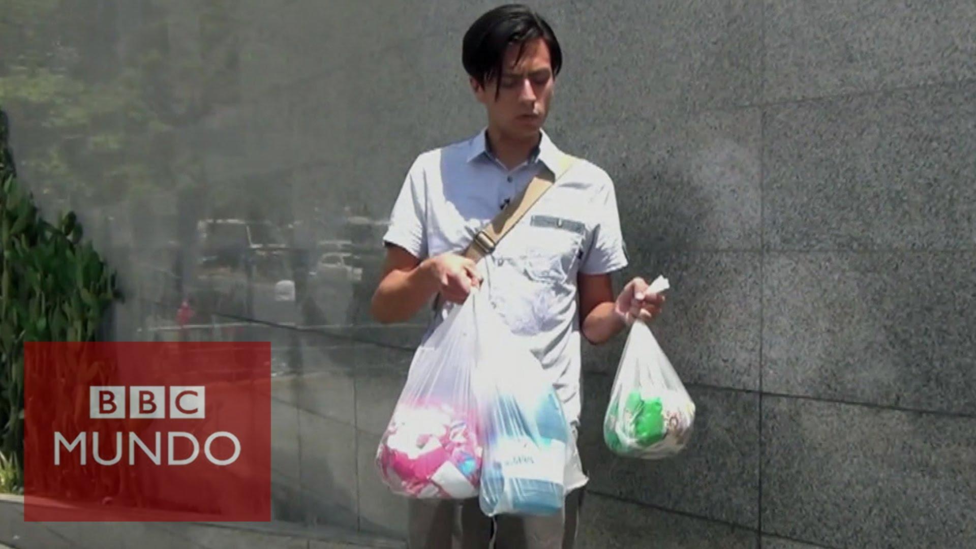 El vídeo de la odisea para hacer la compra en Caracas