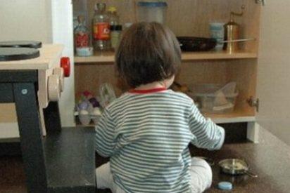 Díptico con consejos y recomendaciones para la seguridad de la población infantil donbenitense