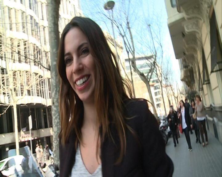 Melissa Jiménez está llevando muy bien su embarazo