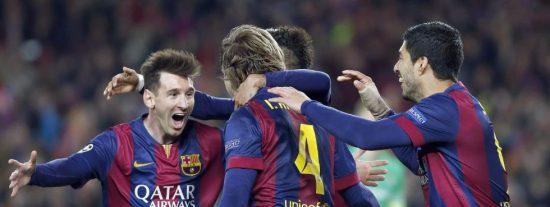 """Leo Messi: """"El Real Madrid es más peligroso cuando está así"""""""