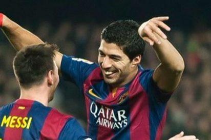 Leo Messi y Mario Suárez, en el once ideal de la vuelta de octavos