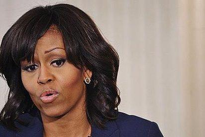 Despiden a un presentador de TV por comparar a Michelle Obama con un actor de 'El Planeta de los Simios'