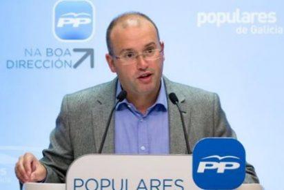 """El PPdeG ve a las mareas ciudadanas """"controladas"""" por los aparatos de EU y Anova"""