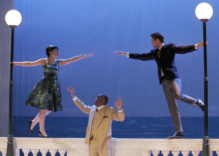 Miren Ibarguren llega al Teatro de Canal con su musical 'Dos peor que uno'