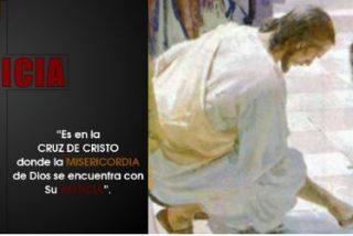 """Francisco: """"En la Iglesia no hay justicia si no hay misericordia"""""""