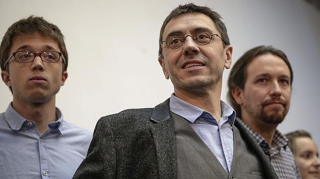 La oposición vincula a la cúpula de Podemos con el cobro en Venezuela de 3,5 millones en ocho años