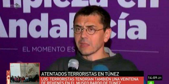 """Monedero ha perdido definitivamente la chaveta: """"Fátima Báñez es una sinvergüenza"""""""