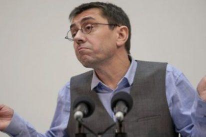 Lo que 'trincó' Monedero del chavismo le costaría 83 años ganarlo a cualquier profesor venezolano