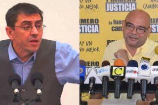 """Julio Montoya (Primero Justicia) denuncia el """"lavado de dinero público venezolano"""" para financiar a Podemos"""