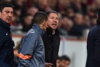 Simeone saca de la 'nevera' a uno de sus futbolistas
