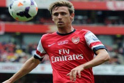 El Athletic ofrece 10 millones al Arsenal por su fichaje