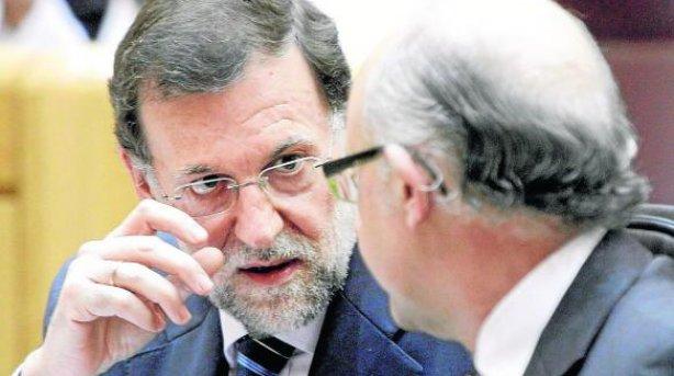¡Rajoy, Presidente de Cáritas Española!