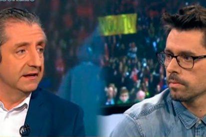 """Morales se le sube a las barbas a Pedrerol:""""Utilizas el nombre de Mourinho como arma arrojadiza contra Ancelotti"""""""