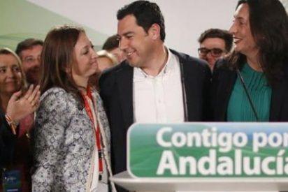 PP e IU obtienen los peores resultados de las últimas dos décadas en Andalucía