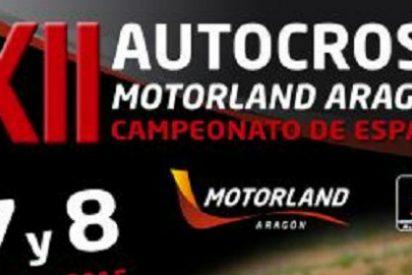 Mal día para los extremeños en el XII Autocross MotorLand Aragón