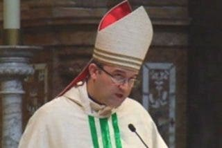 """El colectivo Eutsi Berrituz denuncia que Munilla """"ha traído división y dolor"""" a la diócesis"""
