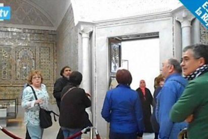 El impactante vídeo de cómo abrieron fuego los yihadistas en el Museo del Bardo