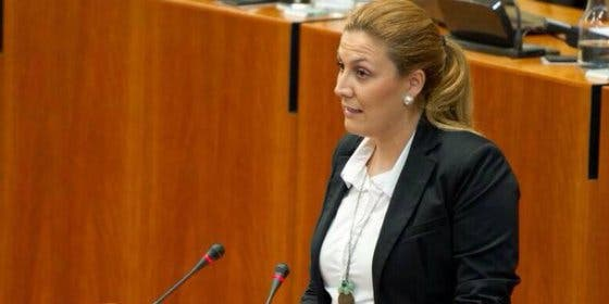Nandy Ávila, nueva portavoz de campaña de Extremeños