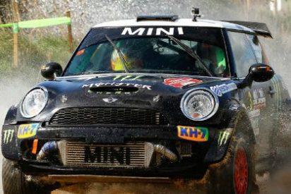 Problemas mecánicos impiden que Quijada y Canelo acaben el I Rallye Circuito de Navarra
