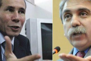 La foto del cadáver de Nisman en el baño que ha subido a Twitter un abogado