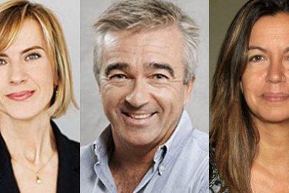 Gemma Nierga, Carles Francino y Ángels Barceló, los más incómodos para la dirección de la SER