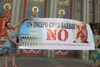 La Nunciatura chilena muestra su confianza a Barros