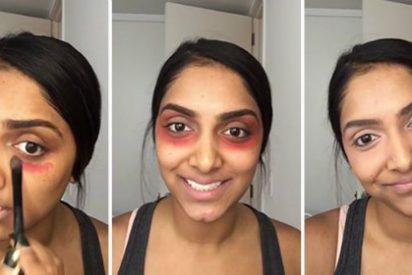 El vídeo que te enseñará cómo disimular las ojeras sin dejarte un ojo de la cara