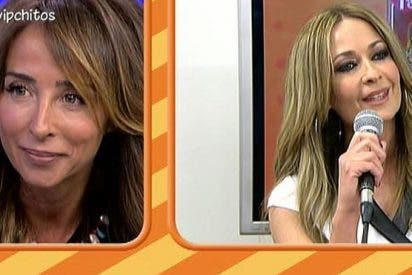 "Máxima tensión entre Olvido Hormigos y María Patiño: ""¡Contéstame si eres capaz!"""
