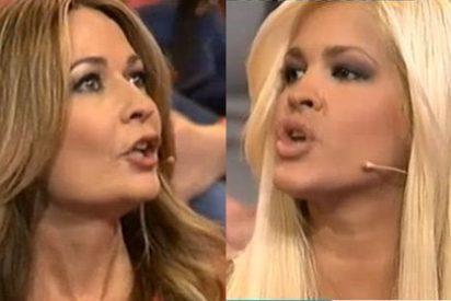 """Belén Esteban sufre por su novio e Ylenia y Olvido Hormigos por poco se matan en 'GH VIP': """"¡Guarra! ¡Puta!"""""""