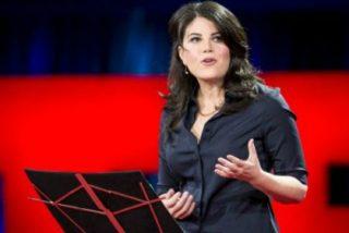 """El discurso sobre la humillación sexual de Mónica Lewinsky: """"Me llamaron puta"""""""