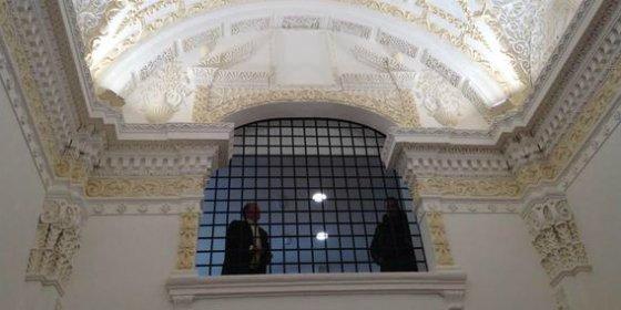 El Oratorio de San Pedro de Alcántara de Cáceres se estrena en su primera Semana Santa