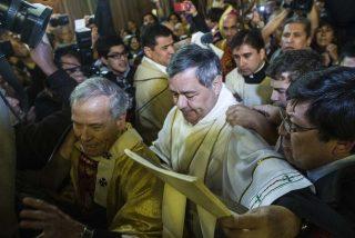 Juan Barros critica a los que se opusieron a su toma de posesión en Osorno