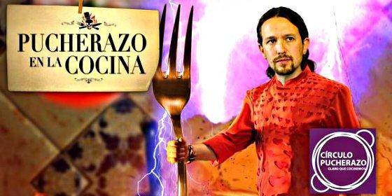 La #CocinaCasera de Podemos huele a quemado: pide 50.000 € a sus simpatizantes para encuestas