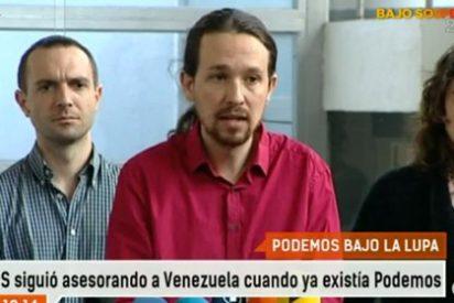 Podemos vuelve a quedar con las vergüenzas al aire: CEPS siguió cobrando de Venezuela hasta finales de 2014