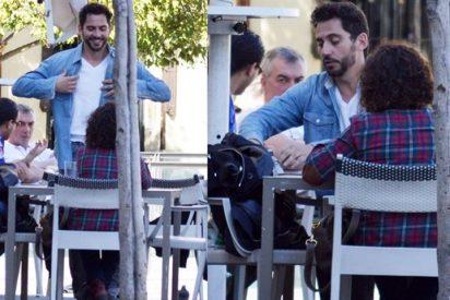 Paco León disfruta de su tiempo libre con su familia