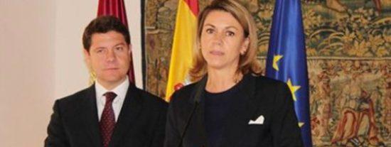 """García-Page: """"Cuatro años de destrozos de Cospedal están haciendo que la Sanidad salte por los techos de los Hospitales"""""""
