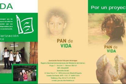 La asociación Pan de Vida para Nicaragua cumple 10 años