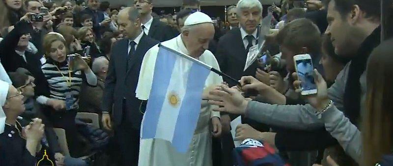 El Papa podría visitar Argentina en la primavera del año próximo