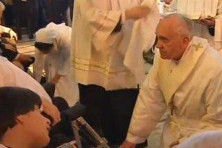 Francisco oficiará el Jueves Santo en la cárcel de Rebibbia
