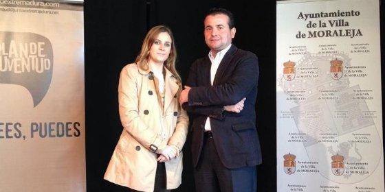 Comienza el VII Plan Local de Juventud en Moraleja (Cáceres)