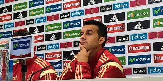 El Valencia y el Atlético ya tienen precio por Pedro