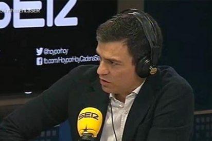 """Hermann Tertsch arrea a Pedro Sánchez por sus respuestas a Pepa Bueno: """"Habla como Beatriz Talegón"""""""