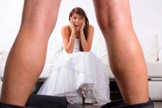 El dolor de la recién casada que ha pedido el divorcio... ¡porque su marido tiene un pene demasiado grande!